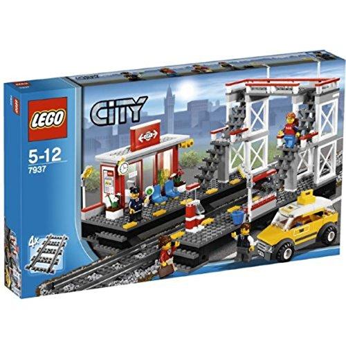 LEGO City 7937 - Bahnhof - Ziel Lego City