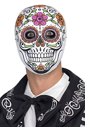 (Smiffys 45218 - Señor Bones Maske)