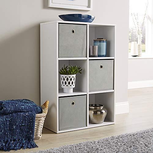 Home Source Storage Cube 6 Shelf...