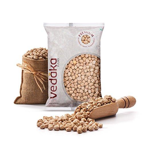 Amazon Brand – Vedaka Premium Kabuli Chana/Chhole, 1 kg
