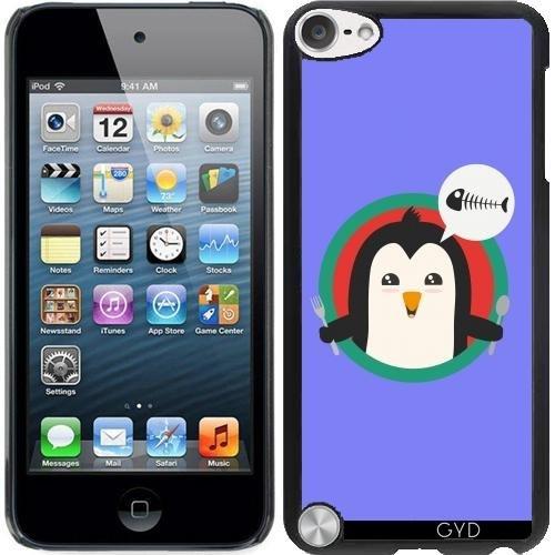 Hülle für Ipod Touch 5 - Pinguin Mit Besteck Und by ilovecotton