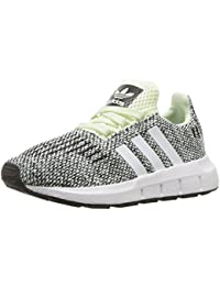 los angeles d82d8 a2fbf Adidas OriginalsSWIFT Run I - Swift Run I Bambino Unisex-Bambini, Verde  (Aero