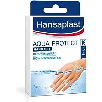 Hansaplast Aqua Protect Hand Pflaster Set 16 Strips preisvergleich bei billige-tabletten.eu