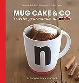 Mug cakes & Co Nutella
