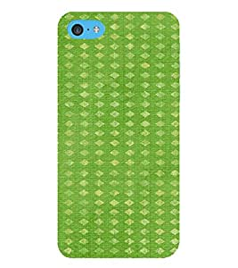 PrintVisa Bandhini Cloth Pattern 3D Hard Polycarbonate Designer Back Case Cover for Apple iPod Touch 6