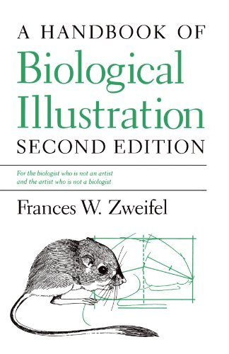 A Handbook of Biological Illustration (Chicago Guides to Writing, Editing & Publishing)