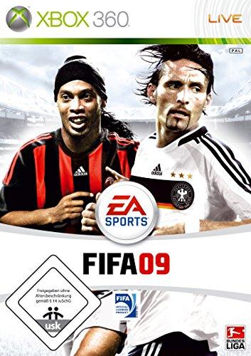 Electronic Arts FIFA 09, Xbox 360