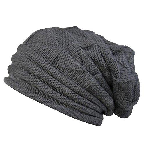 Was 2 Was Kostüme Was Und 3 1 (Frauen Winter Häkeln Hut, Zolimx Damen Wolle Strickmütze Warm Caps)