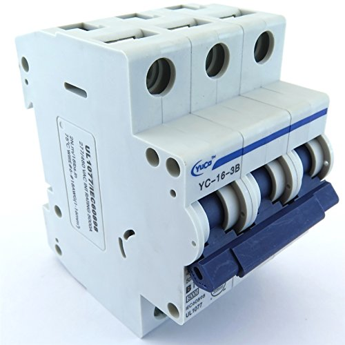 yc-16-3b-yuco-supplemental-protector-din-rail-miniature-circuit-breaker-3p-16a-b-curve-277-480v-50-6