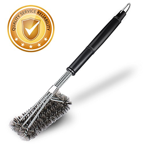 BBQ Grill Cleaning Brush,Morpilot 18