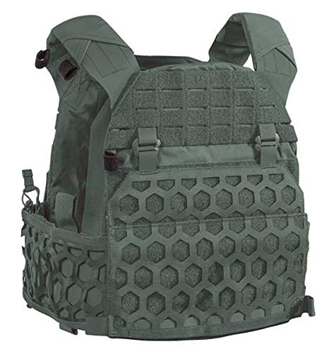 5.11 Tactical All Missions Plate Carrier Ranger Green, S-M, Ranger Green