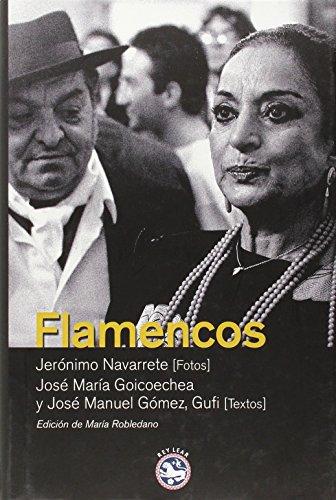 Flamencos (Literatura Rey Lear) por José María Goicoechea [Gómez]