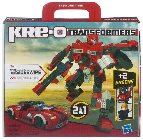 Preisvergleich Produktbild Hasbro - KRE-O 31771148 - Transformers Sideswipe Bauset