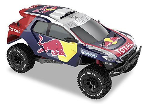 Happy People 36909 Nikko RC Elite-Trucks – Peugeot 2008 DKR 1:14...