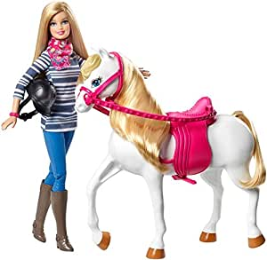 Barbie And Horse Amazon Co Uk Toys Amp Games