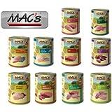 MAC''s Cat Katzenfutter 10 x 400g Mix, verschiedene Sorten