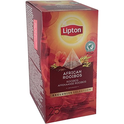 Lipton Tee Exclusive Selection African Rooibos 6 x 25 Beutel á 2g