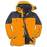 Produkt-Bild: Gelbe 3in1 Jacke von Abraxas in bergroesse bis 10 XL, Gre:8XL Gelb