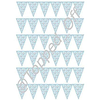 647fb9dde authentic a0cab 993e6 blue boys baby washing line clothes bunting ...