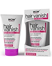 WOW Hair Vanish For Women - No Parabens & Mineral Oil (100m