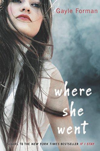 Buchseite und Rezensionen zu 'Where She Went' von Gayle Forman