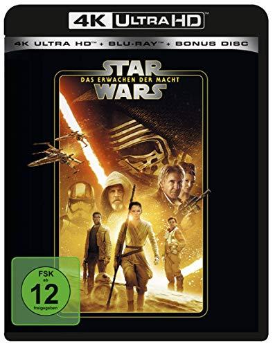 Star Wars: Das Erwachen der Macht - 4K UHD Edition (Line Look 2020) [Blu-ray]