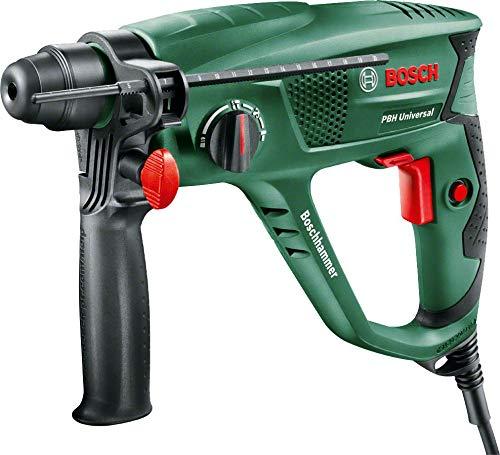 Bosch Bohrhammer PBH 2100 RE (Tiefenanschlag, Zusatzhandgriff, Koffer, 550 Watt) - 2