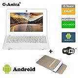 """Best ordinateur portable de budget - G-Anica Netbook Ordinateur portable HDMI écr.10.1"""" Review"""