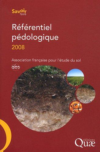 Référentiel pédologique 2008