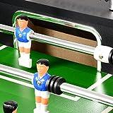 Tischfußball Profi black Edition Tischkicker Kicker 75 kg Profikicker Fortaleza massiv - 5