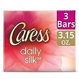 Caress Daily Silk Bar Soap (3 Bars)