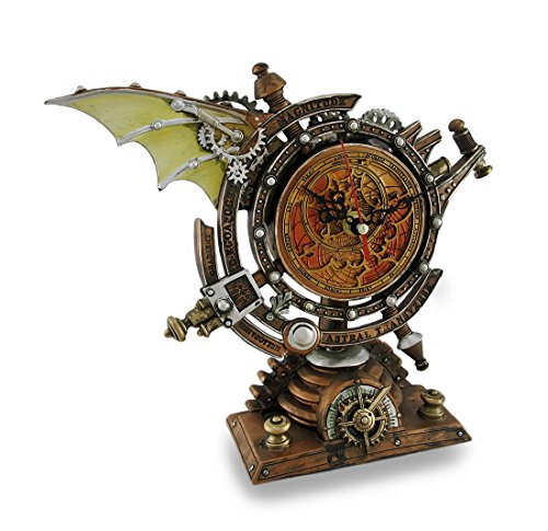 Alchemy - The Vault The Vault by Alchemy The Stormgrave Chronometer Clock