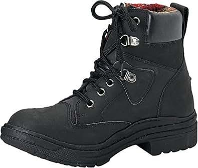 "Boots C.S.O. ""Paddock"" - noir - 036"