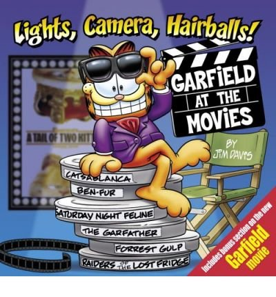 Lights, Camera, Hairballs!: Garfield at the Movies (Garfield (Unnumbered)) (Paperback) - Common