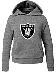 OAKLAND RAIDERS For Ladies Womens Hoodies Sweatshirts Pullover Outlet