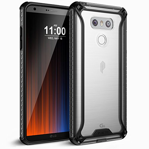 poetic-affinity-slim-fit-dual-material-protective-bumper-case-for-lg-g6-black-clear