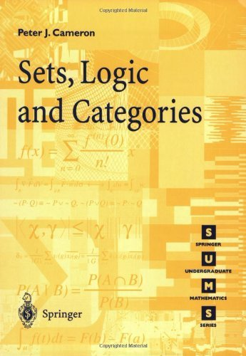 Sets, Logic and Categories (Springer Undergraduate Mathematics Series) (English Edition)