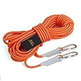 Polypropylen Seil ,Survival Seil, 9,5/12 Mm Durchmesser, Zum Wandern Und Klettern (Size : 12mm100m)