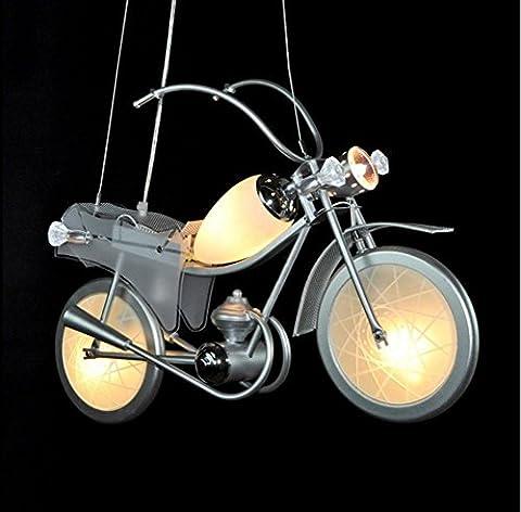 YHDEN Kreative Luxus Geschenk Kinderschlafzimmer garnieren stilvolle Kunst Cartoon Motorrad