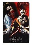 Star Wars SW-73 Teppich, Polyester, 100 x 160 x 0,7 cm, bunt