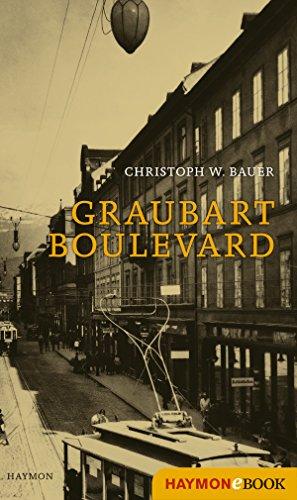 Buchseite und Rezensionen zu 'Graubart Boulevard' von Christoph W. Bauer