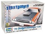 Dodge Challenger 1970 2 in 1 T/a Streetburner Bausatz Kit 1/24 Revell Modellauto Modell Auto