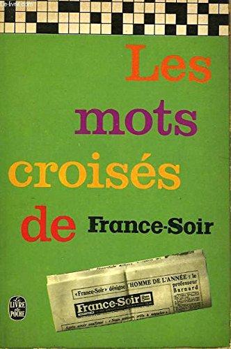 LES MOTS CROISES DE FRANCE SOIR