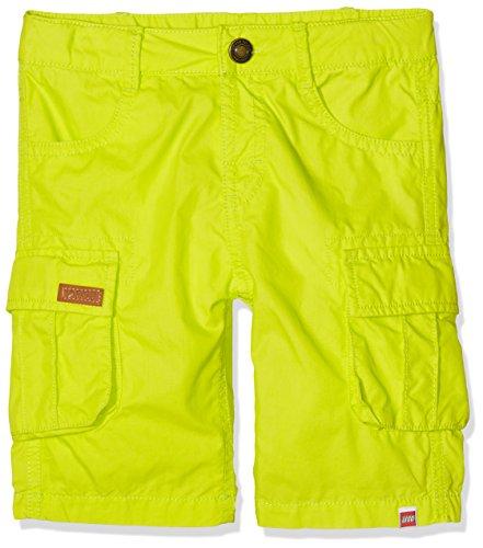 LEGO Wear Baby-Jungen Duplo Parkin 303-Bermuda Shorts, Gelb (Yellow 204), 80 (Gelb Kurze Jungen)