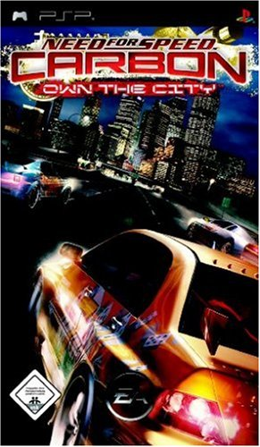 Electronic Arts GmbH Need for Speed: Carbon: Own The City [Platinum]
