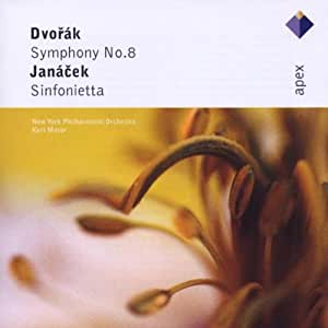 Sinfonie 8/Sinfonietta