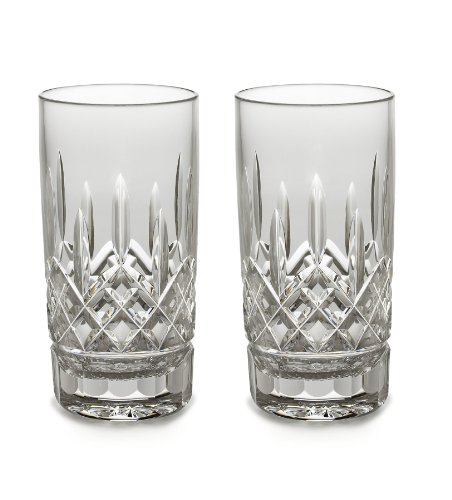 Waterford Crystal Ball (Waterford Lismore High Ball Pair, 12-Ounce by Waterford Crystal)