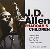Songtexte von J.D. Allen - Pharaoh's Children