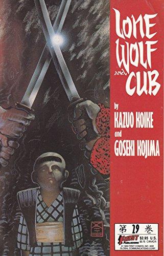 Lone Wolf & Cub par Kazuo Koike