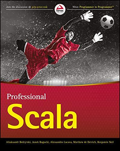 Professional Scala (English Edition)
